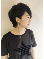 ラトリエコンタン(L´atelier Content)【L`atelier Content YUMI】かっこかわいいショート☆★