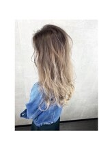 アプローズヘア(applause hair...)High gradation beige
