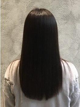 ビューティースペース ルーチェ(Beauty space LUCE)の写真/極上の髪質改善で髪の芯から本質ケアを!カラーや縮毛矯正のダメージから艶と潤い溢れる髪に…