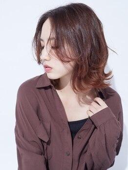 カイノ イオンモール倉敷店(KAINO)の写真/グレイカラーも美しく-大人の女性も納得のキレイな色とツヤに☆あなたのなりたいイメージを叶えます♪