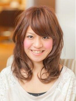 ニームヘアー(nim hair)の写真/あなたの魅力を最大限に引き出します!柔らかい質感パーマでふんわり可愛く、愛され度UP◎
