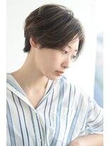 サンク ドリームプラザ店(CINQ)【CINQ】大柳 長澤まさみ風センターパート大人ショート