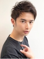 アグ ヘアー ジャパン 札幌9号店(Agu hair japan)《Agu hair》爽やかアップバングショート