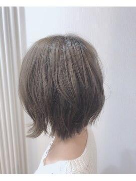 グランヘアー 南店(GRAN HAIR)外ハネ☆ショート 【GRAN HAIR南店】
