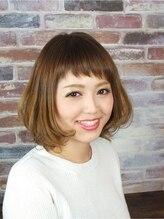 ヘアースタジオ ログ(Hair Studio Log)☆ふんわりボブ☆