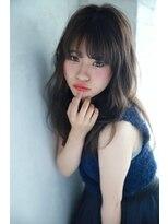 ベルビアンカ(Belle BIANCA)Belle BIANCA 小顔とろみジェンダーレスセミロング by.松本