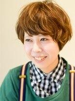 ソラ ヘアデザイン(Sora hair design)外国人風、キュートマッシュ☆