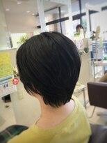 クール ヘアー ギャラリー 神明町店(COOL Hair gallery)上品大人ショート○
