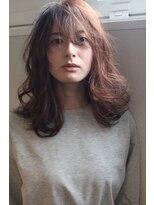 ジル ヘアデザイン ナンバ(JILL Hair Design NAMBA)【お洒落色っぽいおフェロヘア】外国人風うざバンク