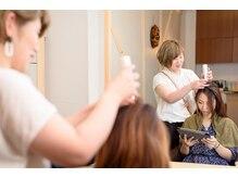 ファッピー(Aging Care Salon Fappy)の雰囲気(頭皮の状態をお客様と共有し、健康な頭皮へ導きます♪)