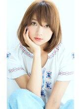 リル ヘアーデザイン(Rire hair design)【Rire-リル銀座-】美シルエット☆王道ボブ