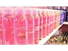 キャンディーシロップ(Candye Syrup)の雰囲気(15種類から香りが選べるアロマシャンプー!販売もしています。)