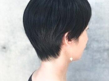 モナヘアー ピウ(mona hair piu)の写真/N.カラー、ボタニカルカラー、艶カラーなど話題のカラー剤を多数お取扱!豊富な色の中からお選び下さい♪