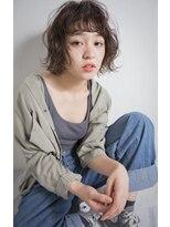 シエン(CIEN by ar hair)CIEN by ar hair片瀬『浜松可愛い』外ハネボブ+ウエット仕上げ