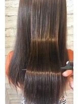 アンフィ(Amphi)髪質改善サイエンスアクア艶髪ストレート Amphi門前仲町