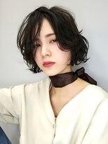 エイム ヘアメイク 横川店(eim HAIR MAKE)かっこかわいい☆ラフショートパーマ