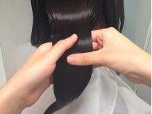 ミモザ(MIMOSA)の雰囲気(高級トリートメントKERASTASEでワンランク上の髪質へ・・・)