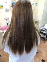 ブランパンヘアー(Blancpain hair)