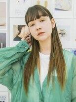 ノラジャーニー(NORA Journey)【NORA Journey】ストリートモードなストレートヘア☆