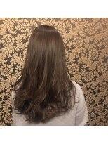 ヘアー コパイン(HAIR COPAIN)こっくりブラウンカラー♪ [熊本/中央区/上通り/並木坂]