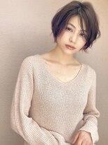 《Agu hair》おしゃかわ美人ショート