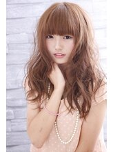 パースヘアーデザイン 大倉山店(PERS hair design)ソフトなウォームカール