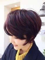 ハブコヘアスパ(HaBCo hair spa)伸ばし中の方におすすめショートスタイル
