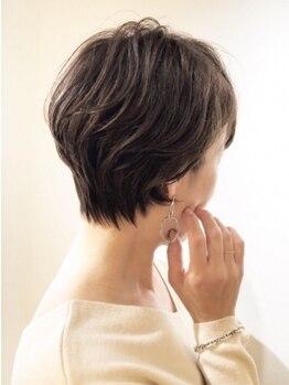スマートカラー キレイ ドンキホーテユニー横浜大口店(Kirei)の写真/[根元¥2440/全体¥2920]高品質のミルボンカラー剤使用。カラーバリエーション豊富で理想のブラウンが叶う♪