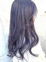 レーヴ(Reve)long style × lavender color【レーヴ】