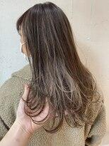 センスヘア(SENSE Hair)30代、40代にオススメの大人ハイライト♪