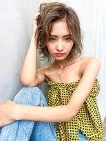 ハバナ 渋谷(HAVANA)【HAVANA 渋谷】大人かわいい☆小顔美シルエットのレイヤーボブ