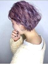 ソース ヘア アトリエ(Source hair atelier)【SOURCE】ラベンダーヴァイオレット