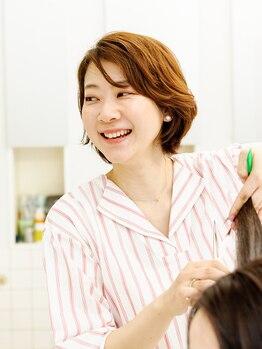 ヘアープランナー ハウサ(Hair planner hausa.)の写真/【カット技術に定評あり!!】再現性が高いから自宅でも簡単に決まる!あなたの「なりたい」が叶います★