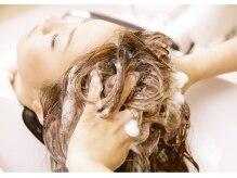 ヘアアンドスパ レガリス(Hair&Spa legalice)の雰囲気(こだわり素材のオーガニックスパと自慢の技術で至福な時を☆)