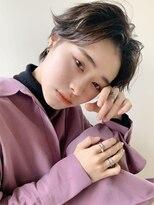ノイ(noi)#noi_style 大人girlなハンサムショート