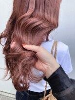 スティル ヘアアンドアイラッシュ(STILL hair&eyelash)【STILLが叶える・・】艶髪ピンクブラウン