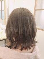 リリー ヘアーデザイン(Lilly hair design)【勝田台Lilly昼間】透明感アッシュ