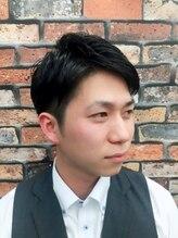 ヘアーサロン キンザマツナガ 築地店(Hair Salon GINZA MATUNAGA)朝ラクツーブロックMEN'S HAIR<理容室>【築地】