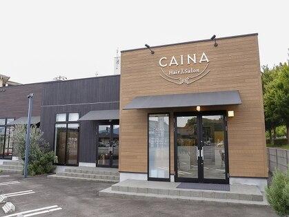 カイナ(CAINA)の写真