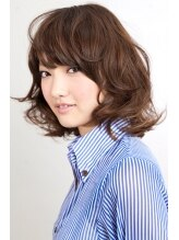 ヘアメイク ミディ(hair make MiDi)ミディアム