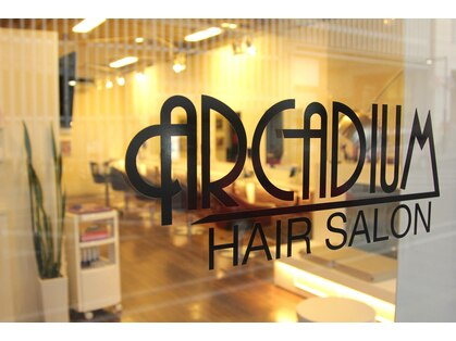アルカディウム(ARCADIUM)の写真