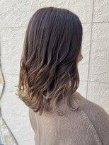ヘアーシー(HAIR C,)グラデーションカラー