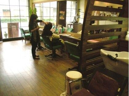 ラタン ヘアメイク(rattan hair make)の写真