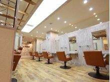 グレイス ヘア ファクトリー(Grace Hair Factory)の雰囲気(居心地のいい空間で、楽しいサロンタイムを...☆)