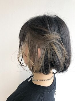 ヘアメイク オブジェ(hair make objet)の写真/最旬カラースタイルでイメチェン大成功!!あなたにピッタリの似合う色がobjetならきっと見つかります☆