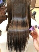 キャラ 池袋本店(CHARA)髪質改善トリートメントでツヤツヤロングヘア♪