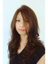ジャムヴィーボ(Hair Make JAM Vivo)イルミナカラー・カールロング