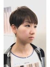 ビス 下曽根店(hair&make Bis!)【Bis!下曽根/担当:伊東】 ハンサムショートガール