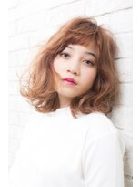 ヘアーアンドメイク グリーン(hair&make green)ゆるふわフォギーボブ【東十条/王子/イルミナカラー/髪質改善】