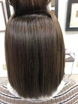 コレットヘア(Colette hair)縮毛矯正は内側が大事◯